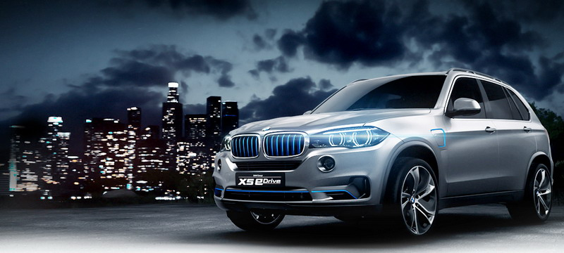 2015 BMW X5 eDrive