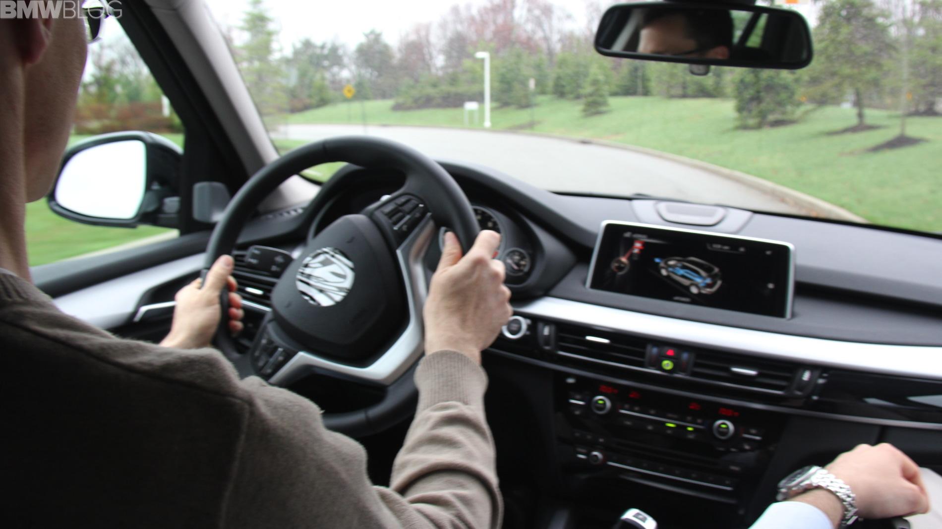 test drive bmw x5 edrive hybrid